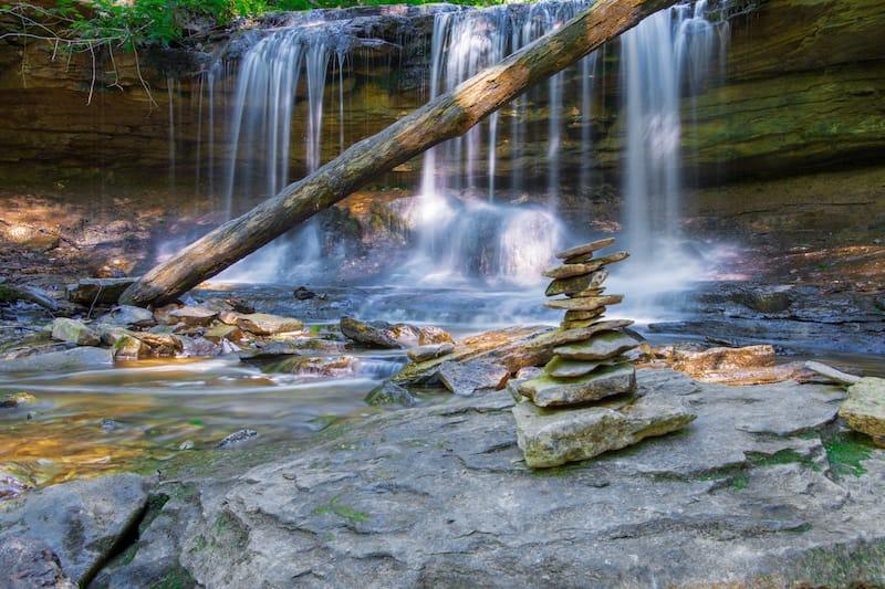 Tioga Falls in Kentucky