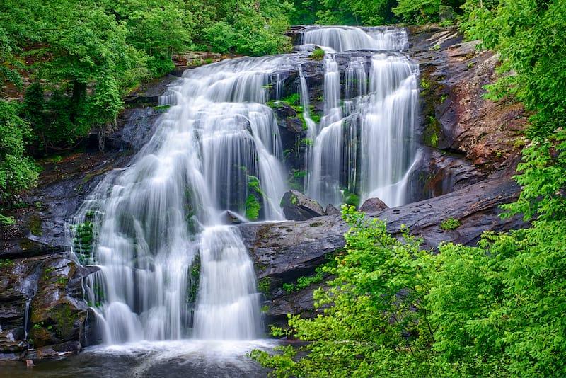 Best Tennessee Waterfalls