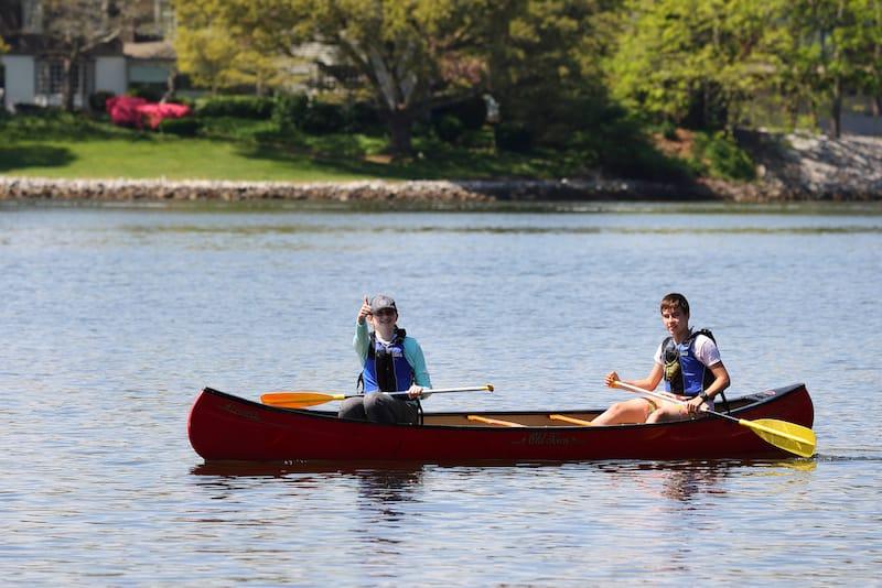 Broad Bay at First Landing State Park - Editorial credit - Anne Katherine Jones - Shutterstock.com