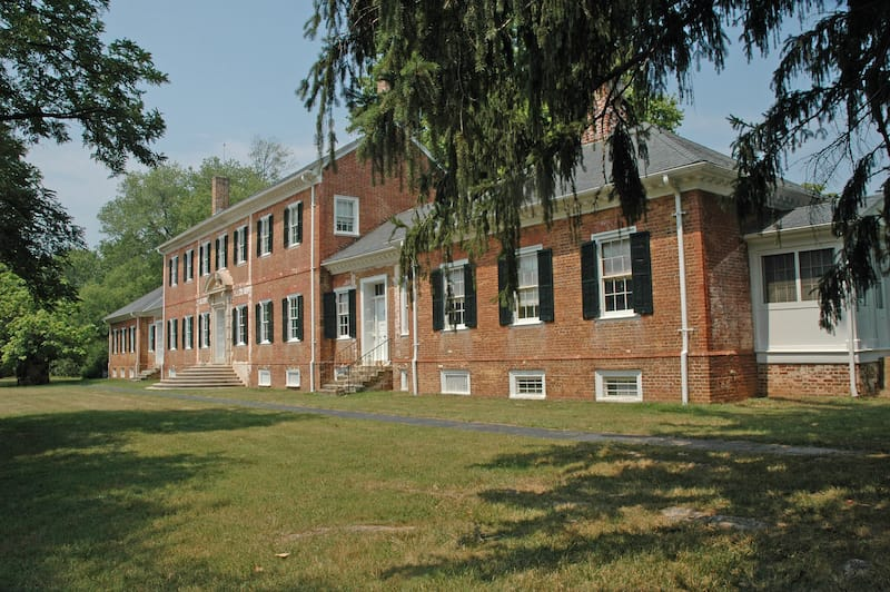 Chatham Manor in Fredericksburg