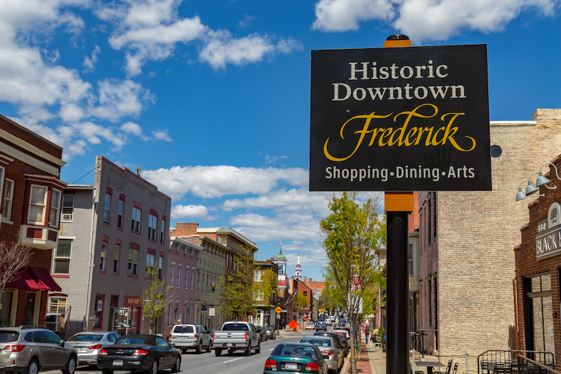 Downtown Frederick