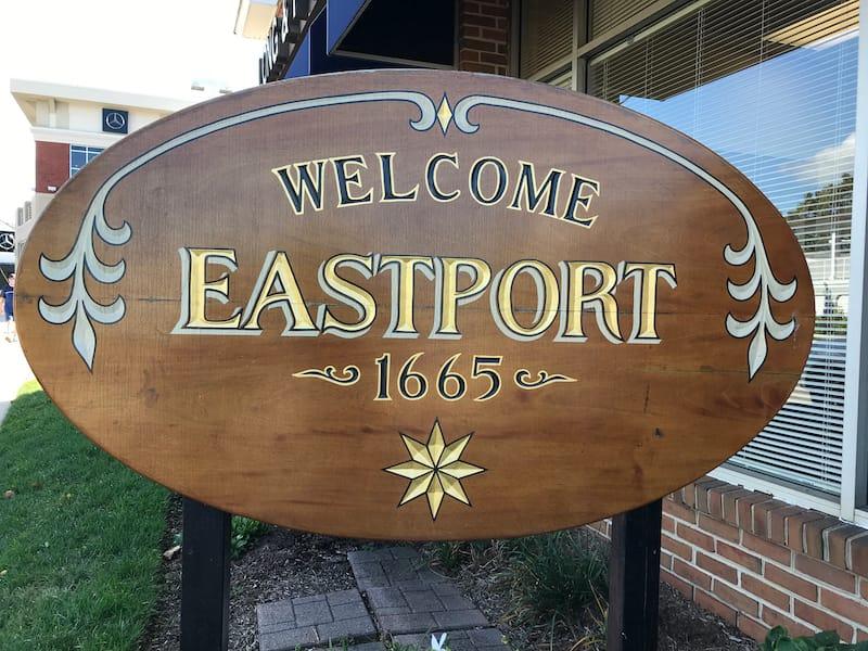 Eastport - Editorial credit- MeanderingMoments - Shutterstock.com