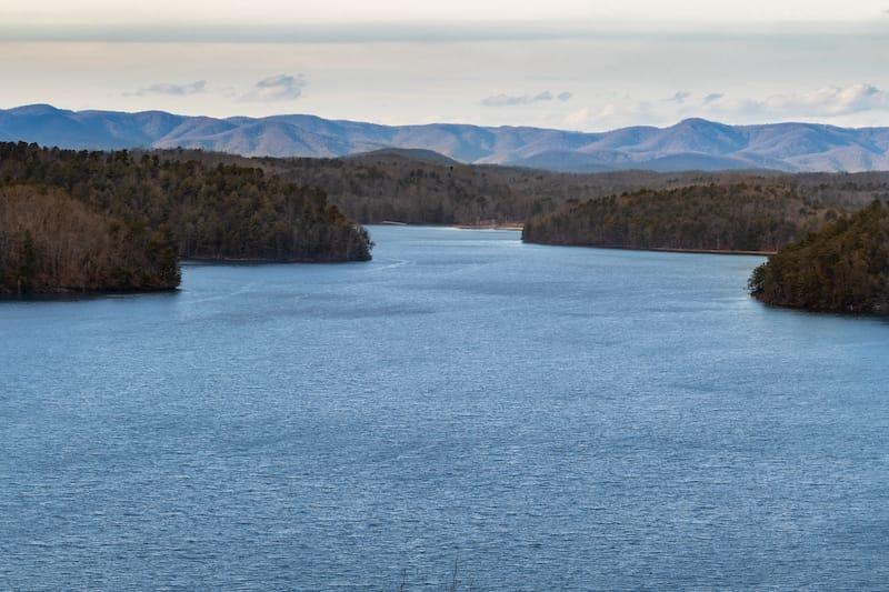 Philpott Lake