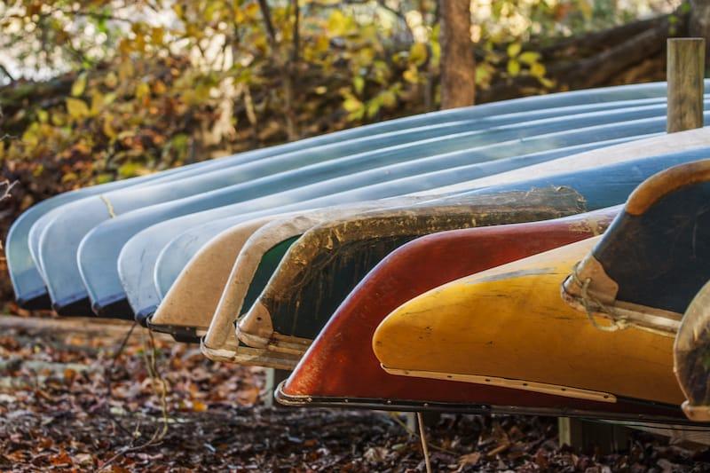 Kayak and canoe rental in Maryland