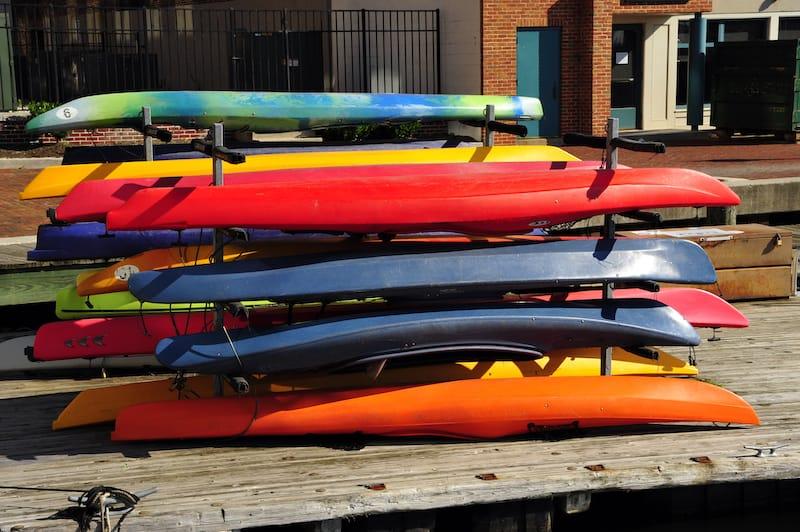 Kayak rental in MD