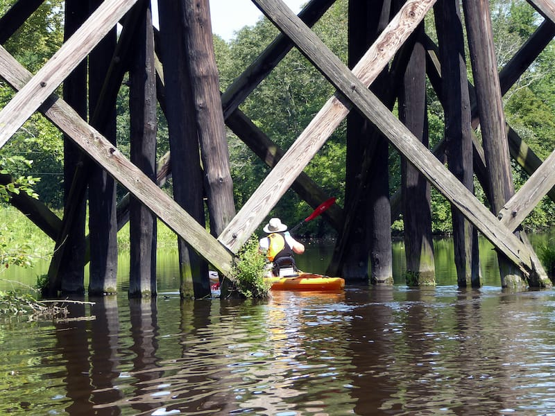 Kayaking in MD