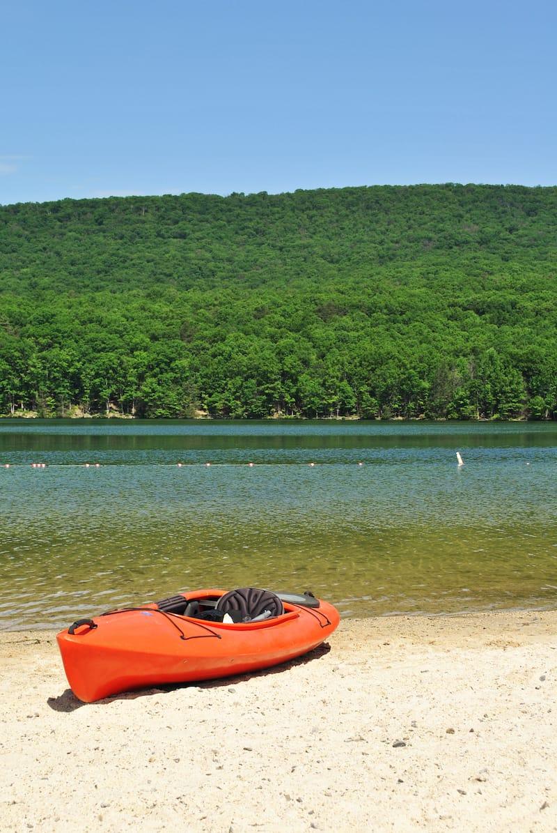 Maryland kayaking guide