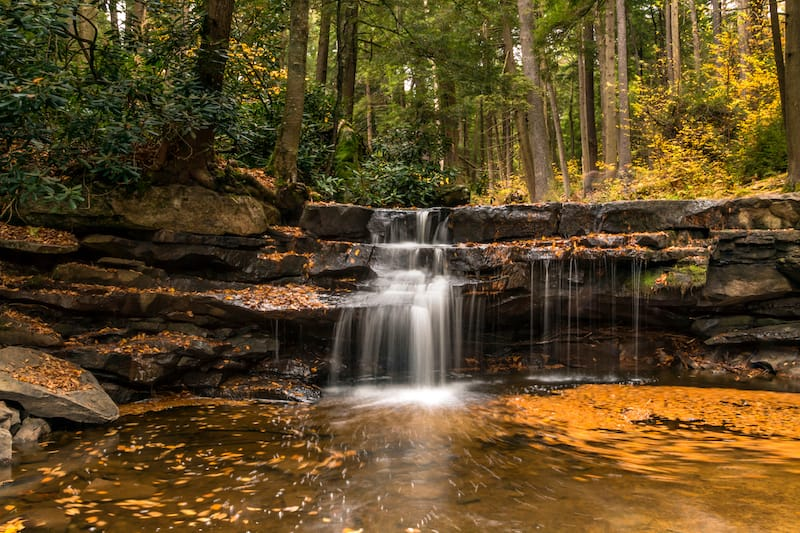 Best places for fall in Maryland