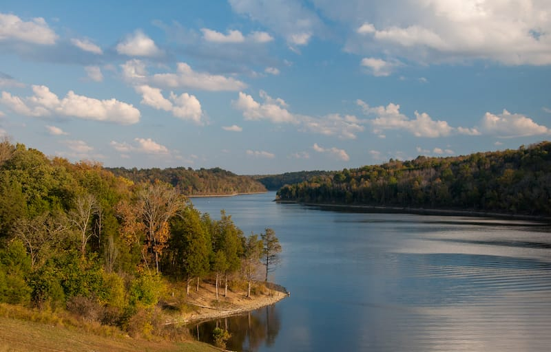 Taylorsville Lake - Michele Korfhage - Shutterstock.com