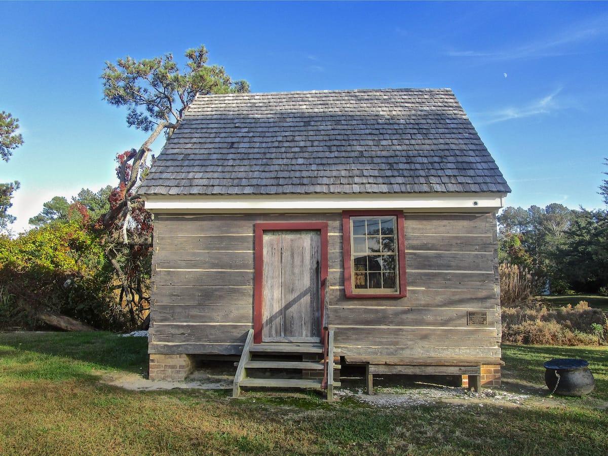 Captain Timothy Hill House - Linda Harms - Shutterstock.com