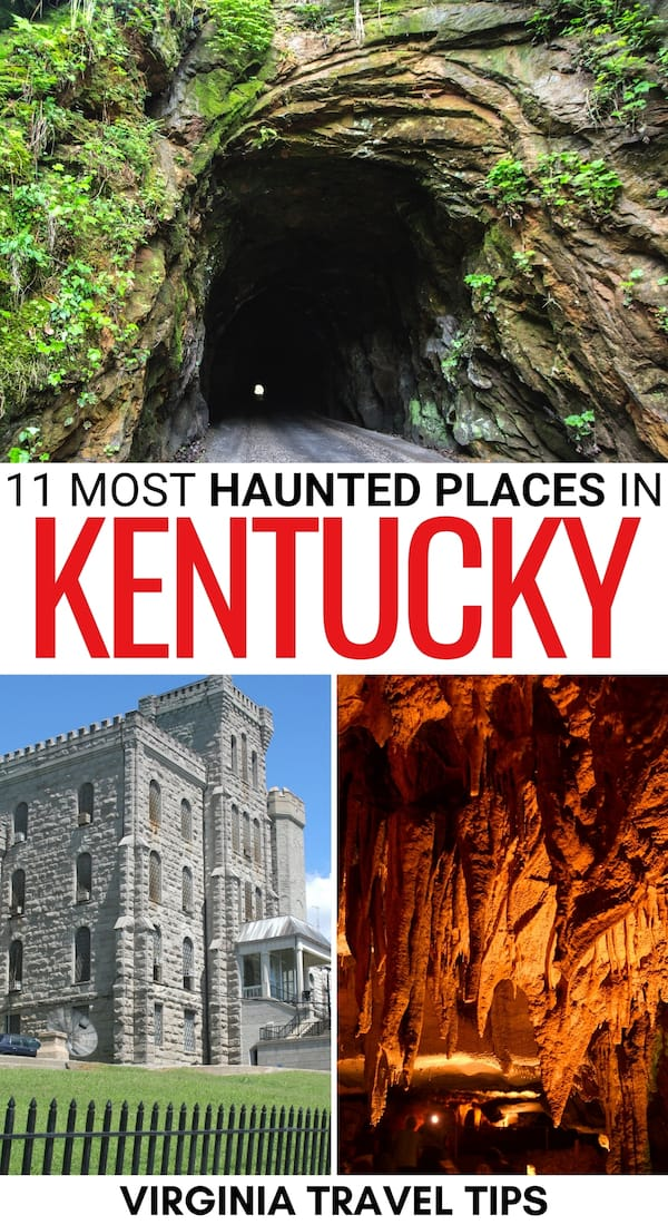 There are many haunted places in Kentucky but these ones are some of the creepiest! We share their stories, locations, and more! Click... if you dare!   Halloween in Kentucky   Haunted houses in Kentucky   Kentucky haunted places   Kentucky haunted houses   Kentucky haunted history   Ghosts of Kentucky   Kentucky ghosts   Things to do in Kentucky   Paranormal Kentucky   Creepy places in Kentucky   What to do in Kentucky this Halloween   October in Kentucky   Visit Kentucky