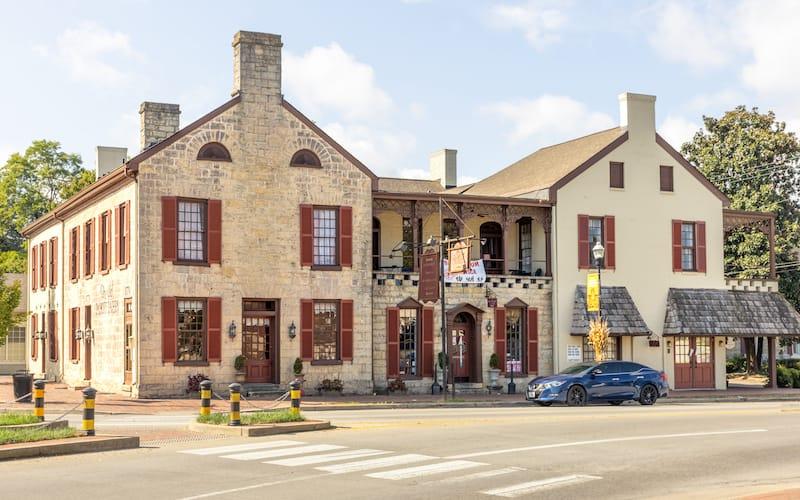 Talbott Tavern - Ryan_hoel - Shutterstock.com